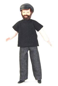 Fritz Canzler - Puppe Psychologie/Sondermodelle